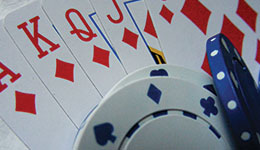 Poker en vivo de casino online